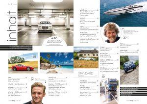 Inhalt MotorMag Ausgabe 05 2016