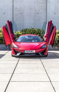 McLaren 540C Front offen #MotorMag