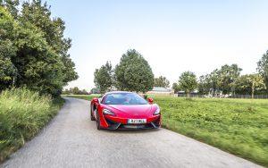 McLaren 540C Front car-to-car #MotorMag