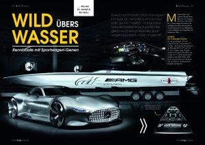 Rennboote AMG #MotorMag