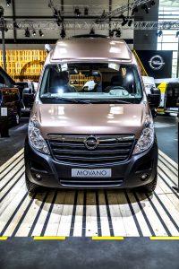 Opel Movano 4x4 Camper
