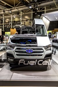 Hyundai H350 Fuel Cell