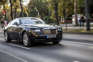 Rolls-Royce Wraith Ausgabe 01