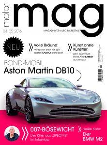 MotorMag Cover Ausgabe 03