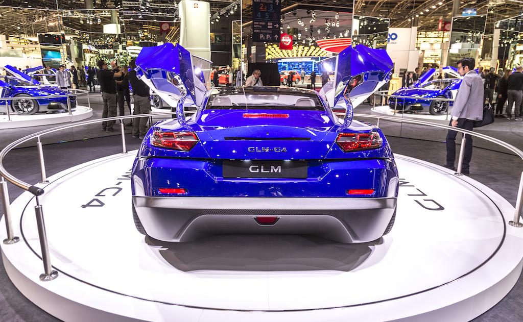 GLM G4