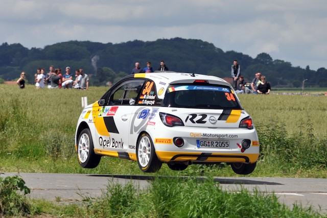 Rallye-Junior-Europameisterschaft